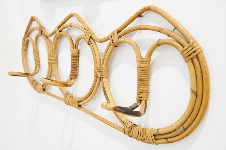 Franco Albini & Helg Franca Coat Rack In Good Condition For Sale In Los Angeles, CA
