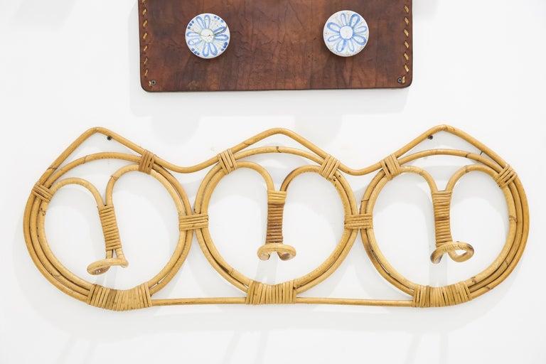 Mid-20th Century Franco Albini & Helg Franca Coat Rack For Sale
