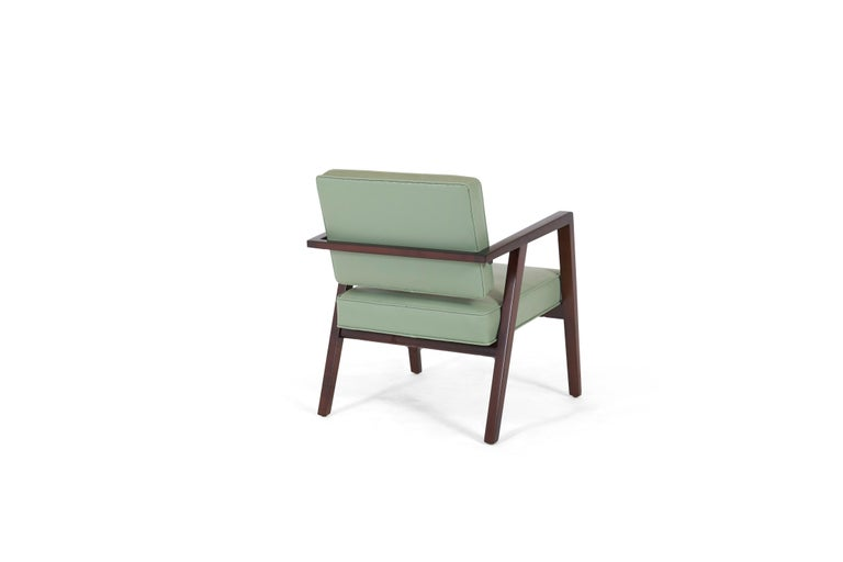 Mid-20th Century Franco Albini Lounge chairs, Knoll, 1952 For Sale
