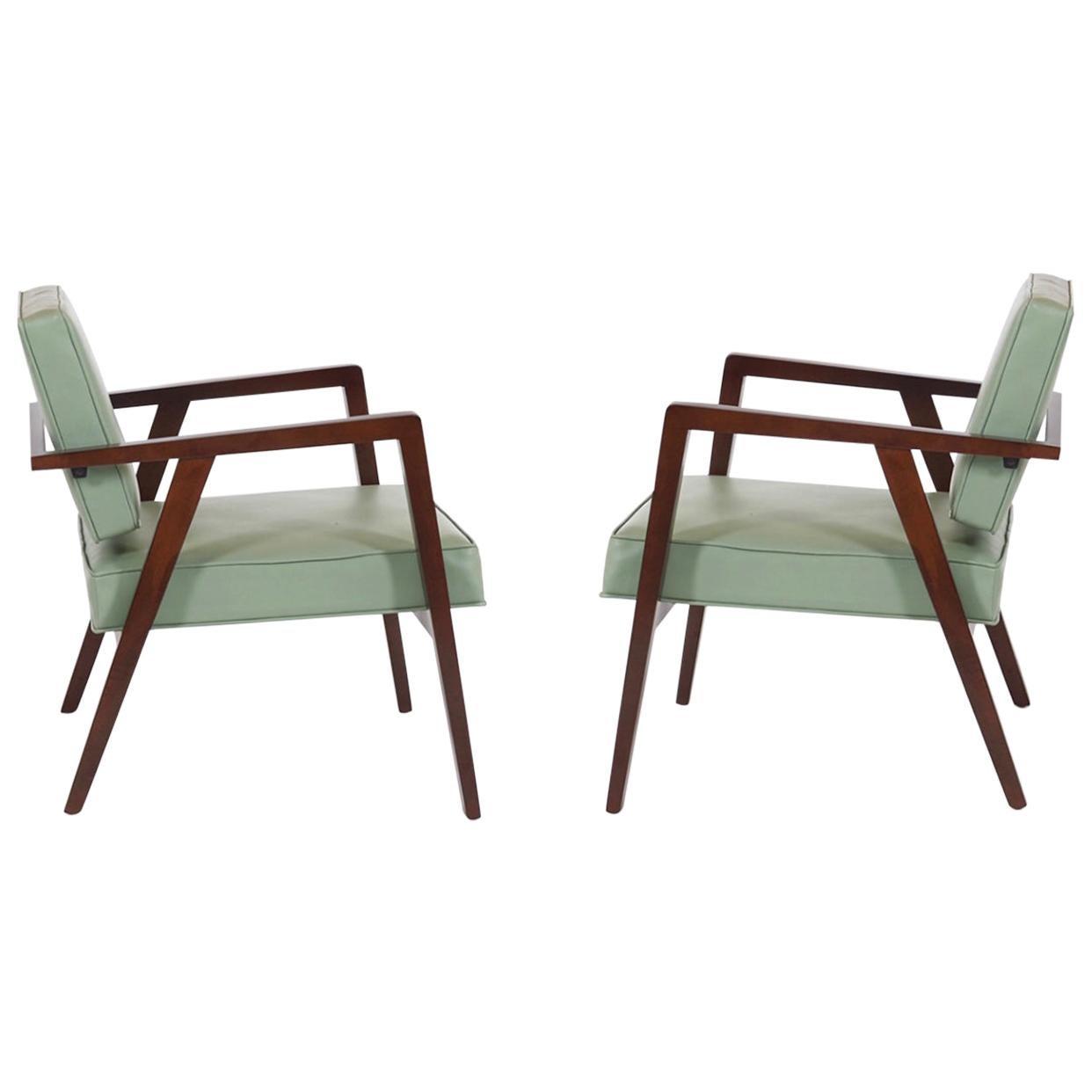 Franco Albini Lounge chairs, Knoll, 1952