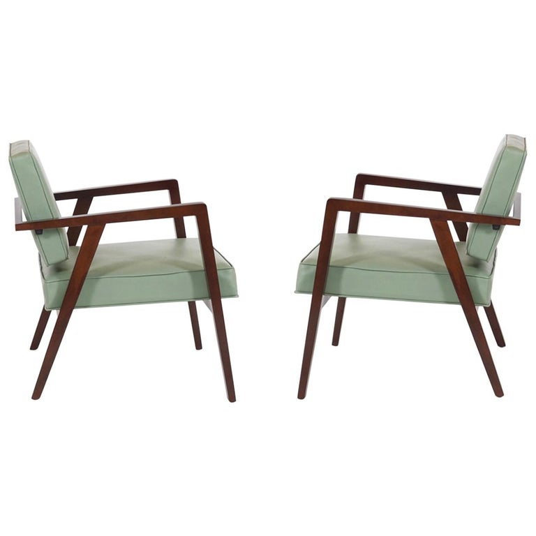 Franco Albini Lounge chairs, Knoll, 1952 For Sale