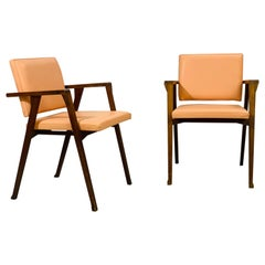 Franco Albini 'Luisa' Chairs, Circa 1955