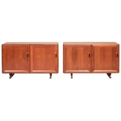 Franco Albini MB15 Sideboards Buffet for Poggi, Italy, 1957