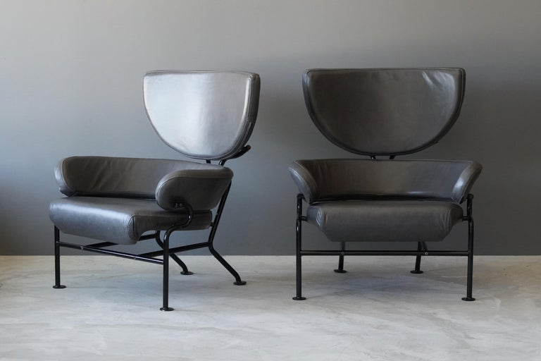Mid-Century Modern Franco Albini, Pair of