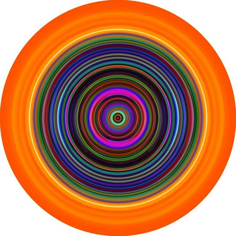 Antares - Mixed Media Art by Franco DeFrancesca