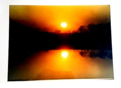 Fontana Franco - Sunset - Signed and Dated Photography