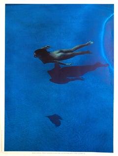Pools - Vintage Poster After Franco Fontana - 1984