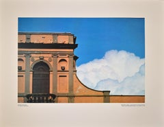 Roman Castels - Original Offset by Franco Fontana - 1983
