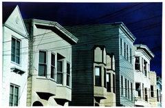 San Francisco - Vintage Poster After Franco Fontana - 1979