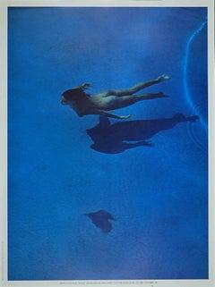 Swimming Pools - Vintage Offset Print after Franco Fontana - 1984