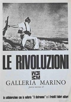 Revolutions - Vintage Offset Print - 1970s