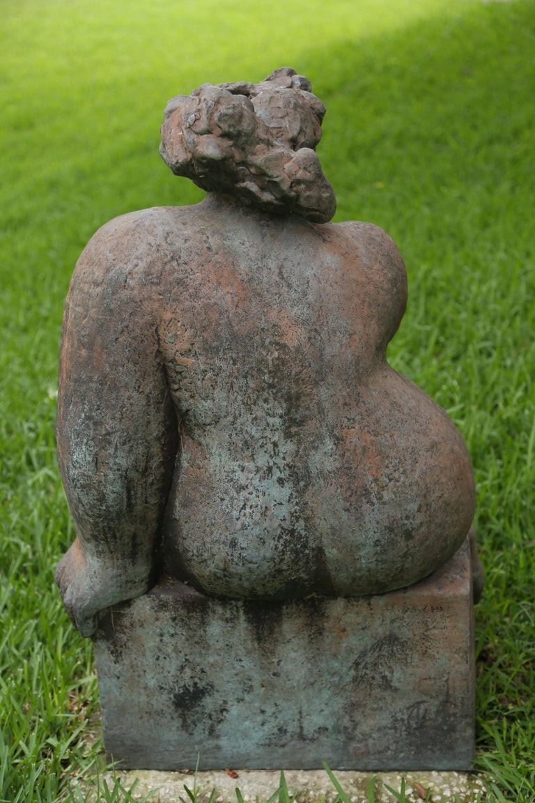 Figura Seduta For Sale 7