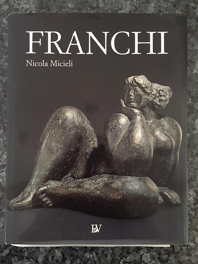 Mediterranea - Sculpture by Franco Franchi