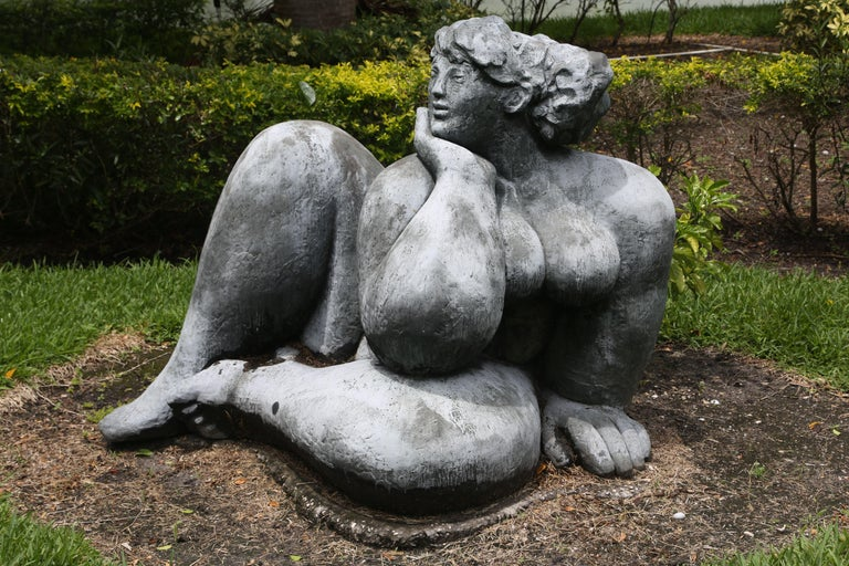 Mediterranea - Contemporary Sculpture by Franco Franchi