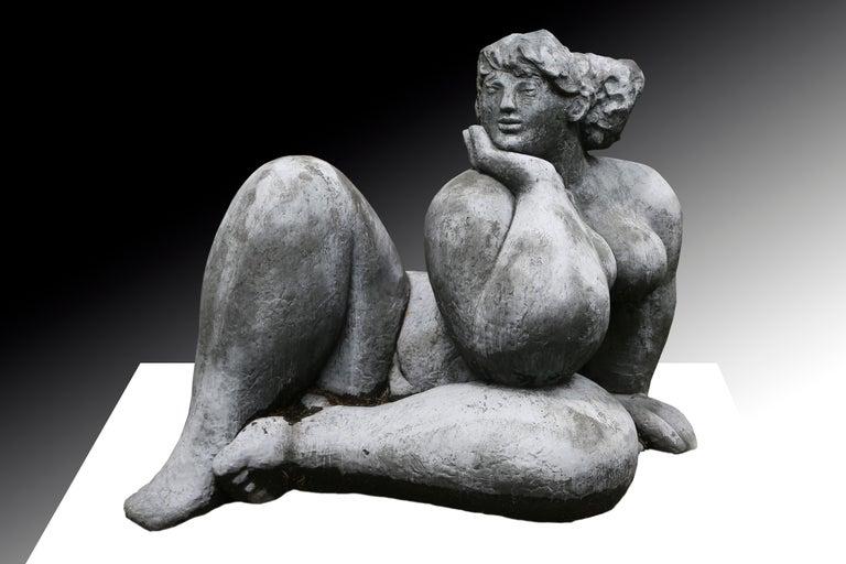 Franco Franchi Figurative Sculpture - Mediterranea