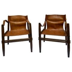"Franco Legler, for Zanotta ""Oasi"" Armchairs  Mod Oasi 85 by  1960s"
