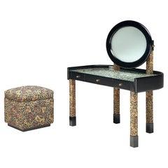 Franco Maria Ricci Mirror Vanity Set
