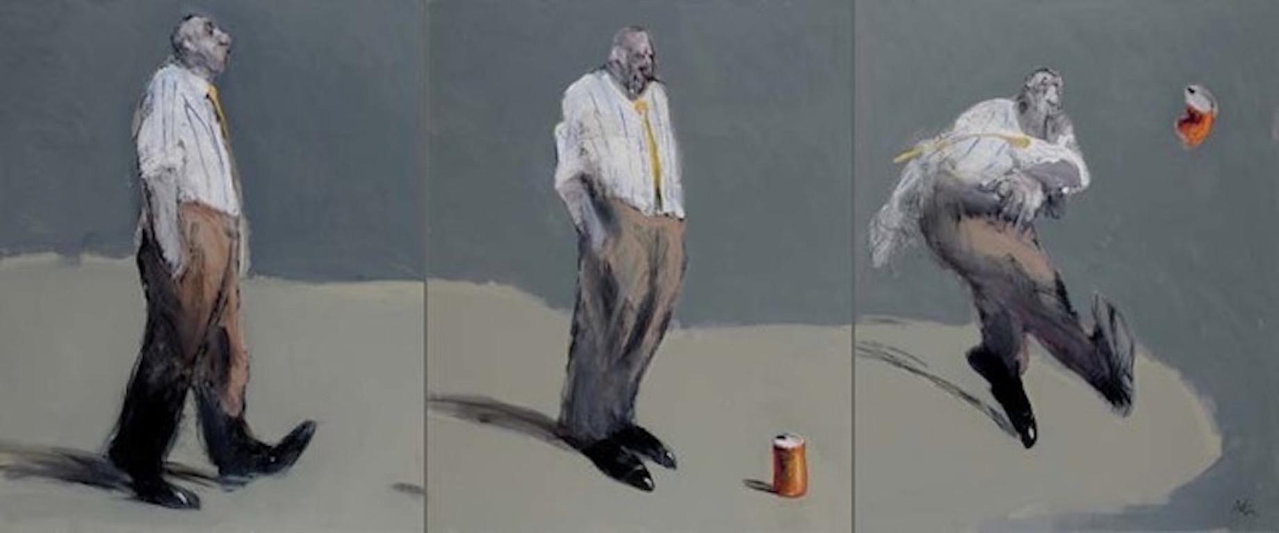 Drop Soda (triptych)