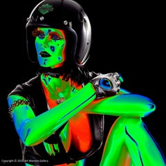 Crazy Dyna (2 of 6) by Francois Duerinckx, Modern Pop Art Photography