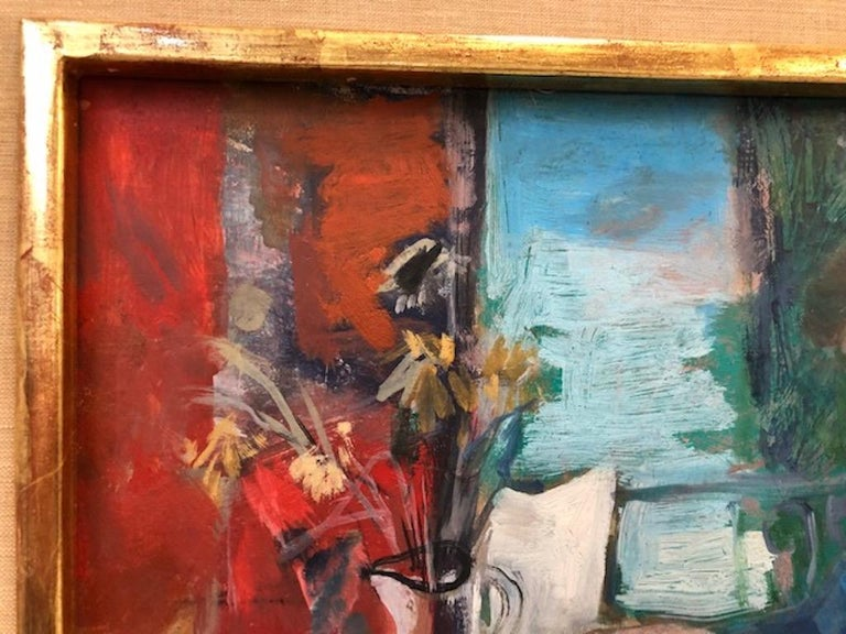 French Francois Gall Painting For Sale