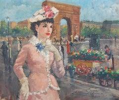 March aux Fleurs, L'Arc de Triomphe