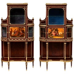 Belle Époque Case Pieces and Storage Cabinets