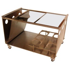 Francois Monnet Bar Cart