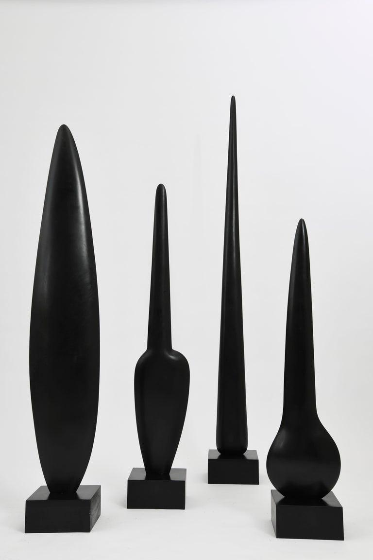 <i>Les Palmes</i>, by François Stahly, ca. 1960