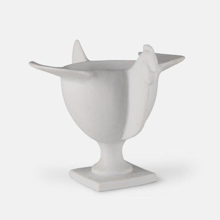 Francois Xavier Lalanne (1927-2008). 'Coquetier' 1990. 