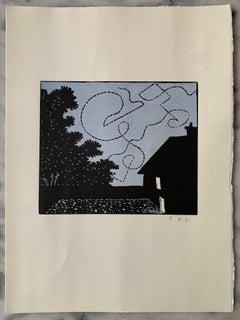 Francois-Xavier Lalanne (1927-2008) - The Bat - 2003