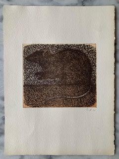 Francois-Xavier Lalanne (1927-2008) - The Rat - 2003