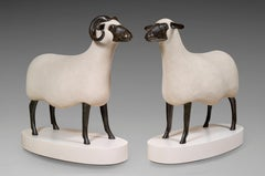 Bélier & Brebis, from the Nouveaux Moutons Series