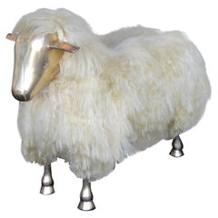 Francois-Xavier Lalanne Sheep, France, 20th Century