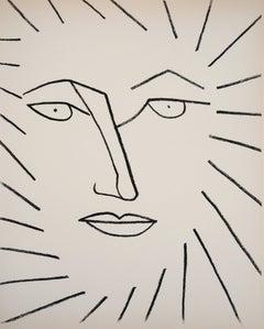 The Solar Woman, 1951 - Original lithograph