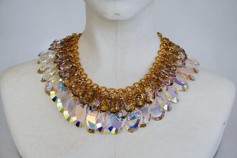 Francoise Montague Crillon Necklace In New Condition For Sale In Virginia Beach, VA