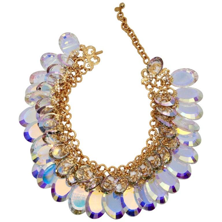 Francoise Montague Crillon Necklace For Sale