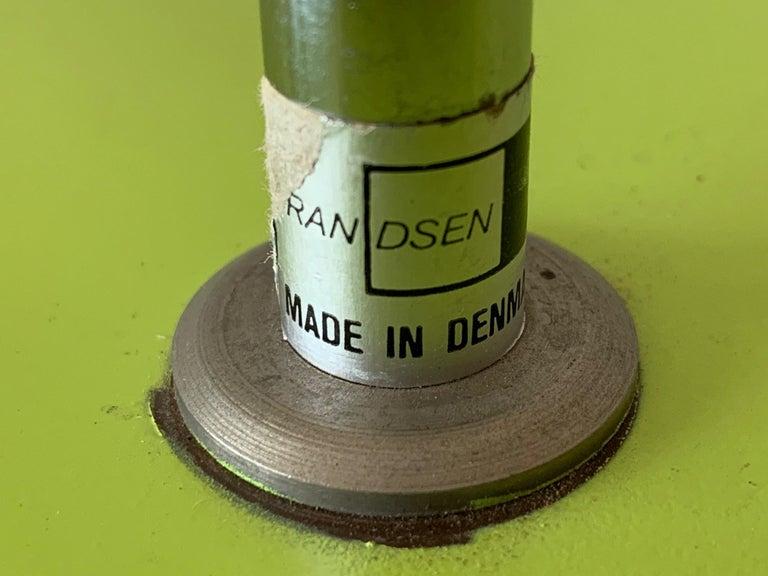 Frandsen Danish Floor Lamp, circa 1970s For Sale 4