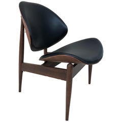 Frank and Son Finn Juhl Style Midcentury Chair
