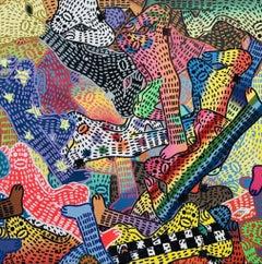 Psychedelic Kaleidoscope of Sassy