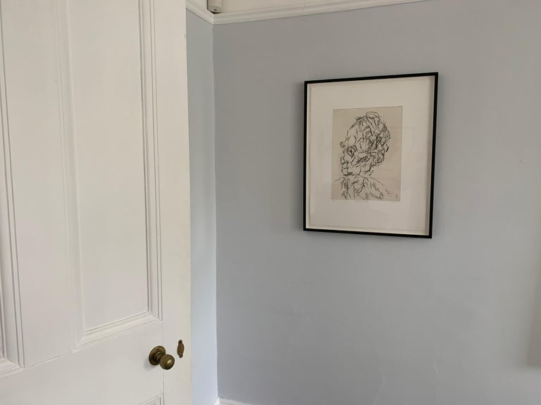 William Feaver: A limited edition print by Frank Auerbach For Sale 2