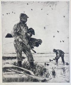 WINTER WILDFOWLING