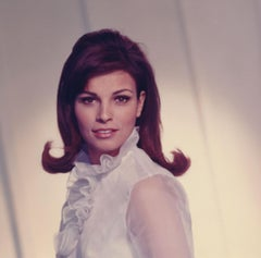 Raquel Welch Smiling in Stunning Color Fine Art Print