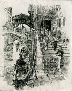 Bridge of Sighs (2nd plate).