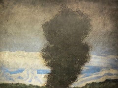 Obscured Landscape #1 (abstract landscape)