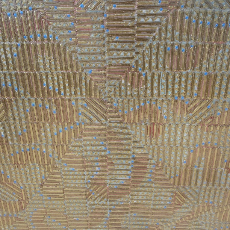 Frank Faulkner Quadriptych Painting, 1988 For Sale 2