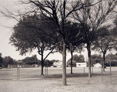 Playground of Crockett Elementary School, Where I Attended Grades 1-7
