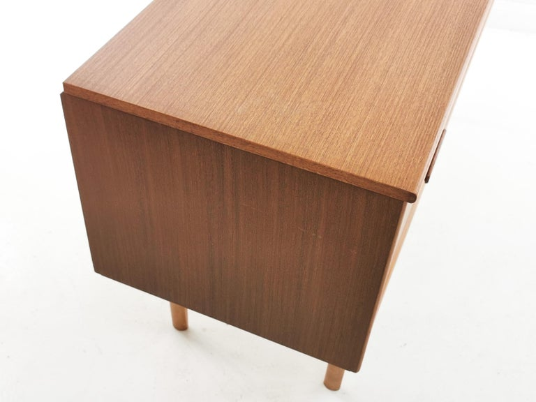 British Frank Guille for Austinsuite Teak Midcentury Sideboard Chest of Drawers, 1960s For Sale