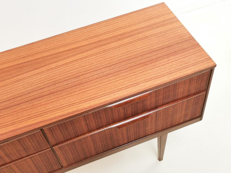 Frank Guille for Austinsuite Teak Midcentury Sideboard Chest of Drawers, 1960s For Sale 2