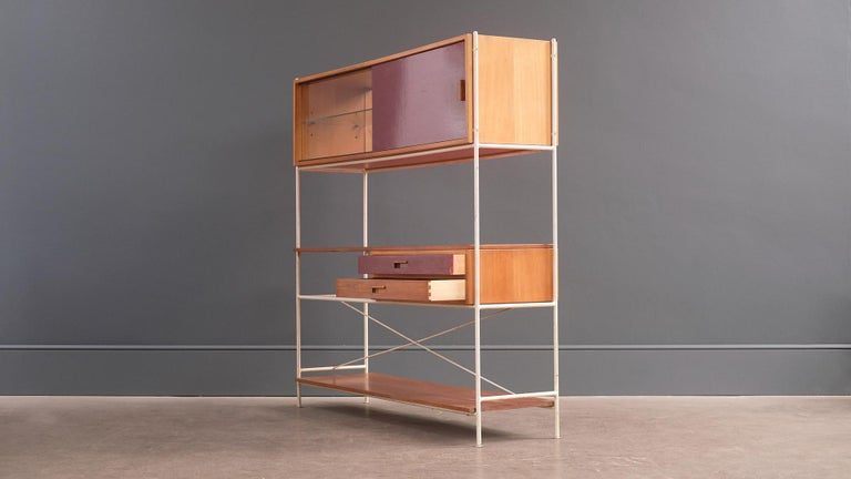 Frank Guille Room Divider for Kandya In Good Condition For Sale In London, GB