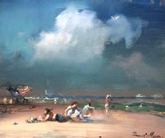 The Bathers, Block Island